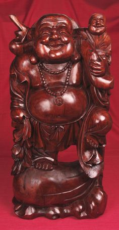 Buddha with Son MK006