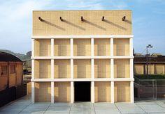 Monestiroli Architetti  / Una facciata per Pescara