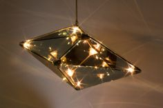 Bec Crittain's Maxhedron light