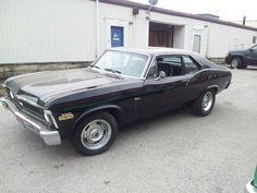 1972 Chevy Nova SS