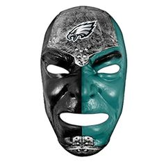 Face Skin Care Franklin Sports NFL Philadelphia Eagles Team Fan Face Mask -- Read more reviews of the product by visiting the link on the image.
