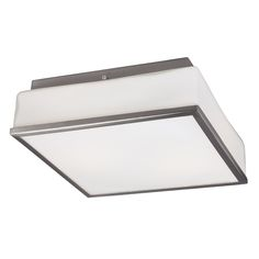 Amax Lighting LED-JR00 Two Ring Flush Mount Ceiling Fixture   Gym ...:Shop Galaxy Lighting 61350 Square Flush Mount Ceiling Light at Lowe's Canada.  Find our selection of flush mount ceiling lights at the lowest price ...,Lighting
