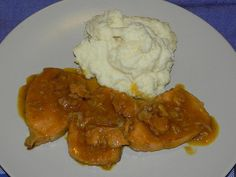 Pork Tenderloin with orange - Llom de porc a la taronja - La cuina de sempre