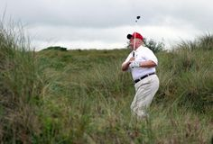 Tweets from top Republicans disparaging former President Barack Obama's golfing trips have come back to haunt them as President Donald Trump finishes up his 12th golfing trip in two months. The President, who tweeted on multiple occasions that his predecessor should not have spent so much time on the course, has spent every weekend since 20 January swinging clubs at his Florida estate. It is estimated that each tripsouth from Washington DCcoststaxpayers around $3 million.