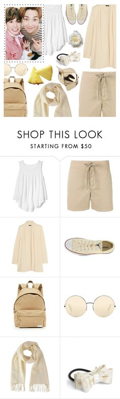 """At the concert with Jimin and Rap Monster"" by carol-comt ❤ liked on Polyvore featuring Gap, RED Valentino, The Row, Converse, rag & bone, Victoria Beckham, Vivienne Westwood, L. Erickson, Charlotte Russe and bts"