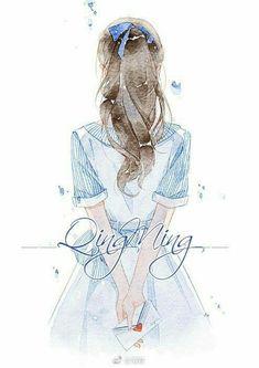 Girl Cartoon, Cute Cartoon, Cartoon Art, Pretty Anime Girl, Beautiful Anime Girl, Anime Girl Drawings, Cute Drawings, Manga Girl, Anime Art Girl