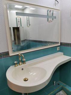 Bathroom Lighting, Sink, Mirror, Furniture, Home Decor, Style, Bathroom Light Fittings, Sink Tops, Homemade Home Decor