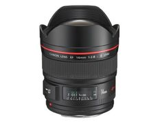 Canon - Objectif EF 14 mm f/2,8L II USM ultra grand-angle