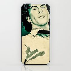 Hold On ! iPhone & iPod Skin by Nuam - $15.00