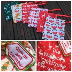 Christmas handmade gifts and bags