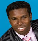 """Renowned as one of pro football's most electrifying players, Toronto Argonauts running back Michael """"Pinball"""" Clemons was the CFL's all-time all purpose yardage leader. However, it is his exceptional character, in addition to his outstanding athletic ability, that has made him the remarkable fan favourite throughout Canada.    Pinball's tireless community involvement and participation in countless charitable causes exemplify the qualities he possesses, which are so rarely found in today's…"""