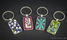 Wearable Art - Cherie Bosela - Fine Art Mosaics & Photography -