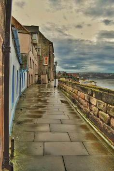 Berwick Quay  Walls