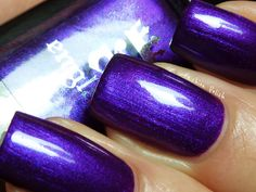 A England weekend : Elaine & Avalon swatches and review | Fashion Polish --  A England - Avalon