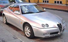 Alfa Romeo GTV 2003 facelift version