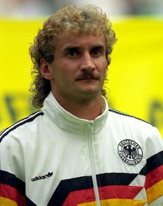 Rudi Voller....could this guy be any more German?