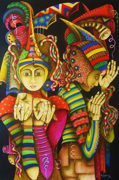 Orishas (Jorge Rosensvaig, Colombia)