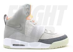 Nike Air Yezzy Gray/Zen