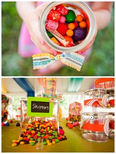 candyland birthday party by ivy robinson events photo: smitten & hooked