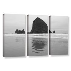Goonies Rock by Cody York 3 Piece Gallery-Wrapped Canvas Set
