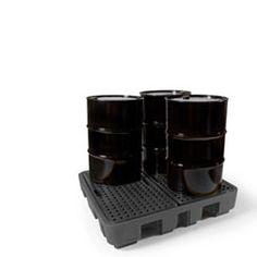 Pallet Bunding - Bunds & Spill Containment