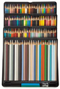I love my prismacolors! ~It's something about colored pencils!