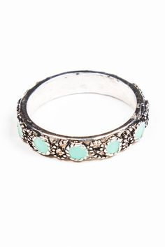 Turquoise Multi-Stone Ring http://brandymelvilleusa.com/accessories/jewelry/rings/turquoise-multi-stone-ring.html $4