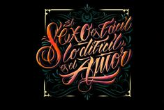Today I'll give 30 new Calligraphy and Typography Letters. All designs are truly amazing and great for inspiration. This modern collection have handmade, design Script Lettering, Calligraphy Letters, Typography Letters, Typography Design, Azteca Tattoo, Neon Signs, Graphic Design, Handwritting, Cannabis