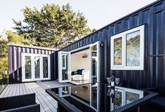 The Best Container Houses   Cool Material #containerhomeplans