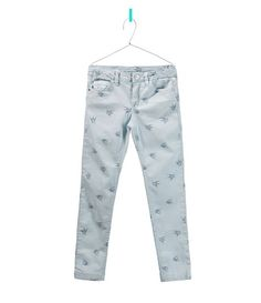 SWALLOW PRINT TROUSERS just brought these recently