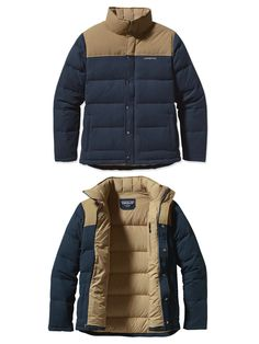 F R E E / M A N - Journal - Patagonia Bivy Down Jacket