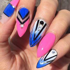 Instagram media perfectly_nailed #nail #nails #nailart