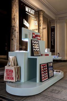 V&A pop-up store for London Design Festival - Retail Design World