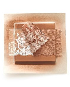 """DIY: Lace Tile How-To... (I have already started this project, but had trouble with the lace moving so the detail is not as fine. Now that I have seen this tutorial about using spray adhesive-my """"aha moment""""-, I am going to try again.)"""
