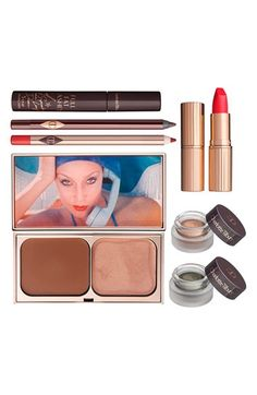 Charlotte+Tilbury+'Norman+Parkinson+-+Miss+1975'+Look+(Limited+Edition)+available+at+#Nordstrom