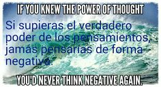We all know there is power in positive thinking. But how often do you recognize the power of negative thinking?  The Law of Attraction encompasses both poles, and everything in between. In its simplest form, it means we atttact what we think about .  So be careful what you use your mind for, and learn to use this great tool for good.  ★Light, ♡Love, ^ Blessings, ¥ Peace, $ Prosperity, ♧ Fortune, ● One, ○ Never ending Circle of Life.  ~Positive Thinking and You…