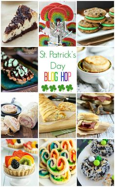 St Patricks Day recipes
