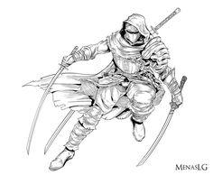 Demon's Souls: Penetrator by MenasLG on DeviantArt Art Dark Souls, Dark Souls Armor, Dark Souls 3 Knight, Samurai Drawing, Warrior Drawing, Fantasy Armor, Dark Fantasy Art, Fantasy Character Design, Character Sketches