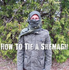 How To Tie a Shemagh - The every day uses, and uses during a stressful situation, such as a natural disaster, would be invaluable. If any particulates remain in the air following an earthquake, building collapse, fire, etc. and you do not have a mask (I'd bet you won't) you will have face and head protection.  If you find yourself without adequate shelter in the cold, the shemagh could provide additional insulation.