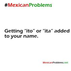 Mexican Problem #3802 - Mexican Problems