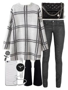"""""""Untitled #18890"""" by florencia95 ❤ liked on Polyvore featuring Acne Studios, STELLA McCARTNEY, Jamie Clawson, Christian Van Sant, Monica Vinader, Simply Vera, women's clothing, women's fashion, women and female"""