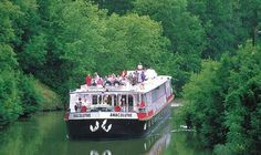 Saga Cruises has chartered the hotel barge Anacoluthe for a new river cruise itinerary along off-the-beaten-track French waterways in 2016.