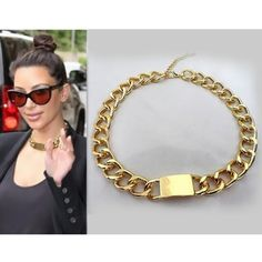 Kim Kardashian is only one of the many celebrities who got hooked with this gold chain necklace trend. Can't blame them though. This little beauty is enough to manke any outfit look fab.  #icecarats #jewelry #fashion #accessories #jewelryjunky #latestfashion #trending #fashiontrends #affordablefashion #lookbook #fashionbloggers #bloggerstyle #bestseller #holidayshopping #instaglam #instastyle #wiw #jewelrylover #ootd #christmasootd #streetstyle #jewelrylover #jewelrytrends #kimkardashian