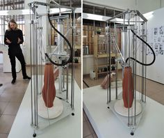 ceramist olivier van herpt_ clay 3d printing machine