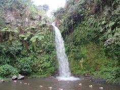 Segenter waterfall