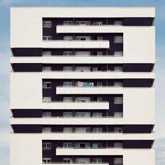 Galeria de Fotógrafo registra a personalidade arquitetônica de marcos urbanos de Paris - 3