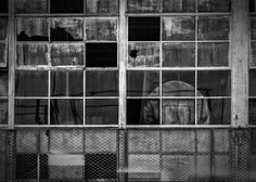 https://flic.kr/p/xttedh | Broke Windows_bw | This scene was shot of an old abandoned building in Oklahoma City.