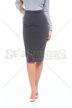 Fofy Commitment Grey Skirt
