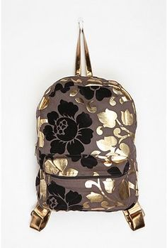 If only they had beautiful backpacks like this when I was High School.....