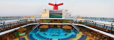 Seaside Theatre | Entertainment | Carnival Cruise Lines